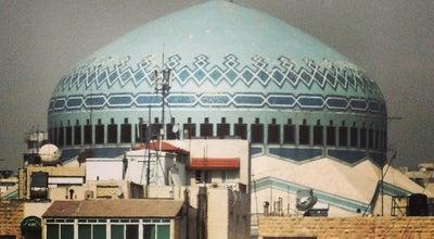 Photo of Mosque King Abdullah I Mosque at Sulayman An Nabullsi, Amman, Jordan