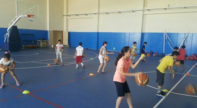 Photo of Basketball Court Muğla Menteşe Kapalı Spor Salonu at Turkey