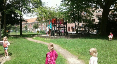 Photo of Playground Speelplein vestingen at Belgium