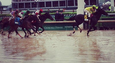 Photo of Racetrack Churchill Downs Turf Club at 700 Central Ave, Louisville, KY 40208, United States
