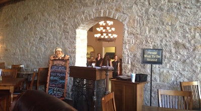 Photo of Italian Restaurant Farina's Winery and Cafe at 202 N Houston St, Granbury, TX 76048, United States