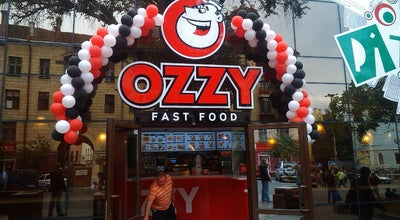 Photo of Fast Food Restaurant OZZY Fast Food at Вул. Університетська, 7а, Чернівці 58000, Ukraine