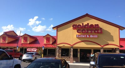Photo of Buffet Golden Corral at 907 Taylor Rd, Port Orange, FL 32127, United States