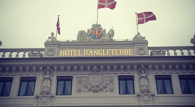 Photo of Hotel Hotel D'Angleterre at Kongens Nytorv 34, Copenhagen 1074, Denmark