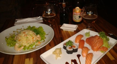 Photo of Japanese Restaurant Hannah Asian Sushi Bar at Rua Getúlio Vargas, 241, Ouro Preto 35400-000, Brazil