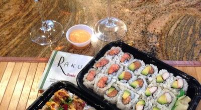 Photo of Sushi Restaurant Raku Sushi at 125 Skyline Dr, Ringwood, NJ 07456, United States
