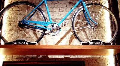 Photo of Men's Store Shinola Flagship Tribeca at 177 Franklin St, New York, NY 10013, United States