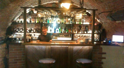 Photo of Pub Грот / Grot at Вул. Левка Бачинського, 2, Івано-Франківськ 76018, Ukraine