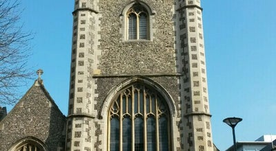 Photo of Church St. Laurence Church at Reading, United Kingdom