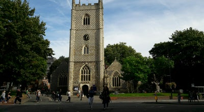 Photo of Church Reading Minster Of St Mary The Virgin at St Mary's Butts, Reading RG1 2HX, United Kingdom