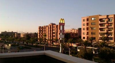 Photo of Burger Joint MacDonald's La gare at Morocco