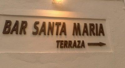 Photo of Cafe Bar Santa Maria at Spain