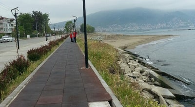 Photo of Pedestrian Plaza Sahil Yürüyüş Yolu at Ordu, Turkey