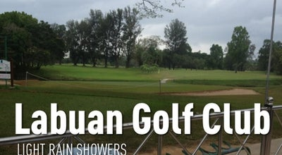 Photo of Golf Course Labuan Golf Club at Malaysia