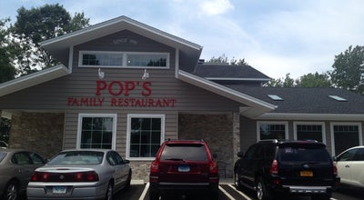 Photo of Diner Pop's Family Restaurant at 134 Old Gate Ln, Milford, CT 06460, United States