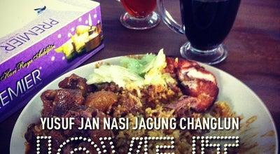 Photo of Breakfast Spot Yusuf Jan Nasi Jagung Changlun at Pekan Changlun, Malaysia