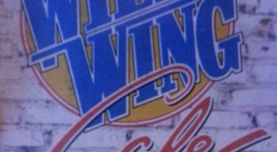 Photo of American Restaurant Wild Wing Cafe at 4555 Southside Blvd, Jacksonville, FL 32216, United States