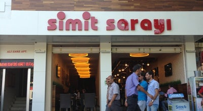 Photo of Bagel Shop Simit Sarayı at Alaadin Bulvarı, Hamidiye Mah., No:13., Konya 42000, Turkey