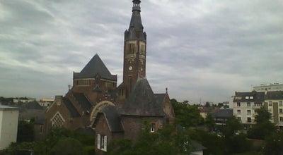Photo of Church Eglise Sainte Jeanne d'Arc at 19 Rue Danton, Rennes 35700, France