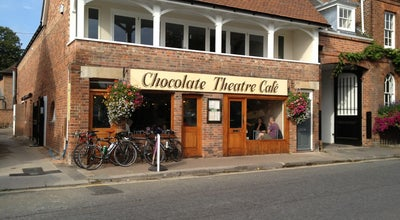 Photo of Cafe Chocolate Theatre Cafe at 13 Thameside, Henley On Thames RG9 1BH, United Kingdom