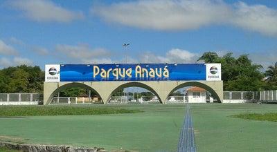Photo of Park Parque Anauá at Av. Brigadeiro Eduardo Gomes, Bairro Dos Estados, Boa Vista, Brazil