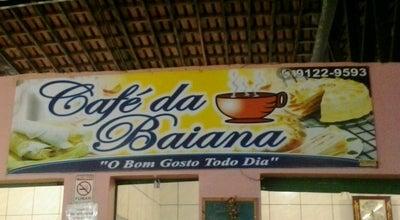 Photo of Breakfast Spot Café da Baiana at Av. Pres. Castelo Branco, São Vicente, Boa Vista, Brazil