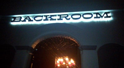 Photo of Nightclub Backroom at Mexico
