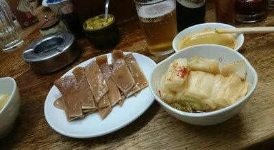 Photo of Sake Bar 豚の味珍 (マイチン) at 西区南幸1-2-2, 横浜市 220-0005, Japan