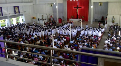 Photo of Church Church of Mater Dei, Lutong at Jalan Datuk Gridbid, Miri 98000, Malaysia