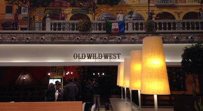 "Photo of American Restaurant Old Wild West at Centro Commerciale ""le Terrazze"", La Spezia 19125, Italy"