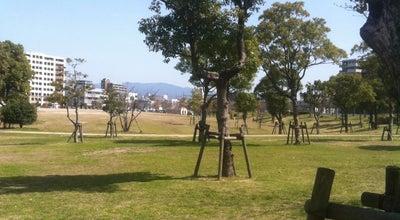 Photo of Playground 箱崎公園 at 東区原田4-33, 福岡市, Japan