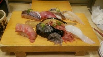 Photo of Sushi Restaurant 魚がし鮨 静岡清水店 at 入船町13-15, 静岡市清水区 424-0942, Japan