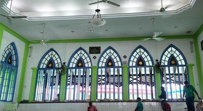Photo of Mosque Masjid-al-Sultan Muhammed Shamsuddeen at Bandaara Miskiy, Malé, Maldives