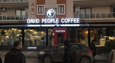 Photo of Cafe David People Cafe & Food at Adnan Menderes Mah.edremit Caddesi.merkez/balıkesir, Balıkesir 10100, Turkey