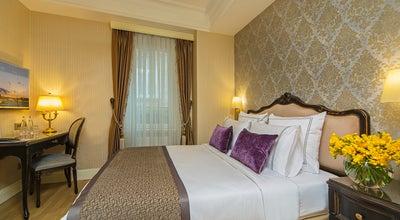 Photo of Hotel Meroddi Pera Hotel at Sahkulu Mahallesi, Sahkulu Sokak No:13 Galata İstanbul, Istanbul 34000, Turkey