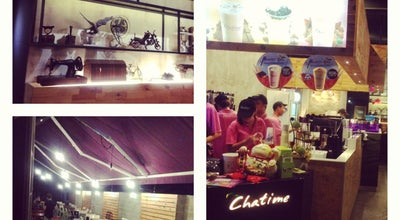 Photo of Cafe Chatime Galleria at No 28-6, Jalan Pesta 1/1, Muar 84000, Malaysia
