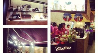 Photo of Cafe Chatime Galleria at No 28-6, Jalan Pesta 1/1, Muar 84000, Malaysia