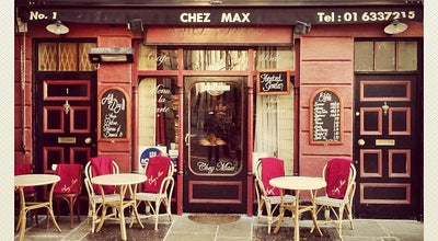 Photo of French Restaurant Chez Max at 1 Palace St, Dublin 2, Ireland