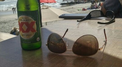 Photo of Beach Sunio Beach Club at Mexico