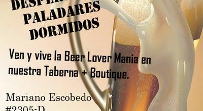 Photo of Pub The BeerBox at Mariano Escobedo #2305 Local D, León 37480, Mexico