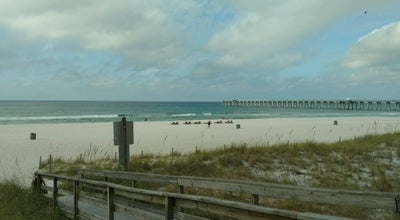 Photo of Beach M.B. Miller County Pier at 12213, Panama City Beach, FL 32407, United States