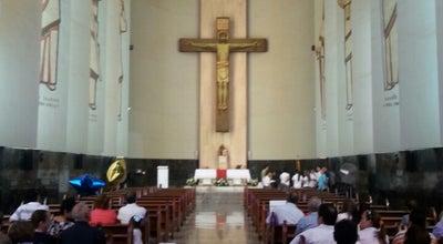 Photo of Church Seminario Menor de Monterrey at Corregidora 700 Nte., San Pedro Garza García, Mexico