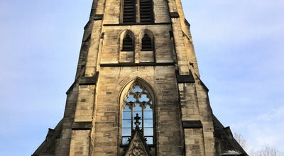Photo of Church Lutherkirche at Kassel, Germany