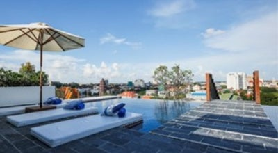 Photo of Hotel Patio Hotel & Urban Resort at #134z, Street 51 (paster), Sangkat Beoung keng Kang I, Khan Chamkamorn, Cambodia
