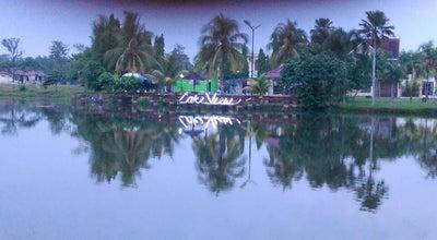 Photo of Lake Danau Citra Wisata at Perumahan Citra Wisata, Medan, Indonesia