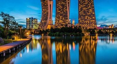 Photo of Hotel Marina Bay Sands Hotel at 10 Bayfront Ave., Singapore 018956, Singapore