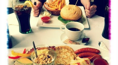 Photo of American Restaurant Stalden Cafe & Bar at Denmark
