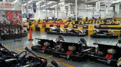 Photo of Racetrack Go Kart Manía at Francisco Villa, Tlanepantla, Mexico