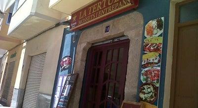 Photo of Tapas Restaurant La Tertulia at Costa I Borràs, Vinaròs, Spain