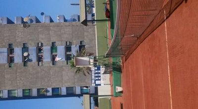 Photo of Tennis Court Club De Tenis Cavancha at Chile